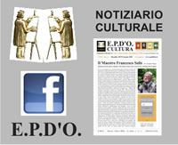 EPDO Notiziario Librario su Facebook